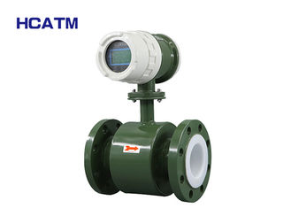 4-20mA RS485 Electromagnetic Flow Meter Quick Response With Accurate Measurement
