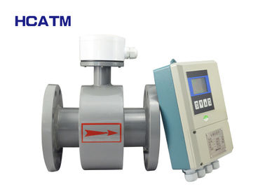 4-20mA RS485 Digital Flow Meter Light Weight With High Measurement Accuracy
