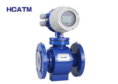 24VDC Electromagnetic Water Meter Smart Display With Low Power Consumption