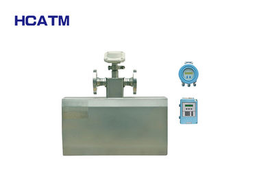DN5-DN150mm Coriolis mass flowmeter GMF900-C,4-20mA output,316L Material,Flange connection