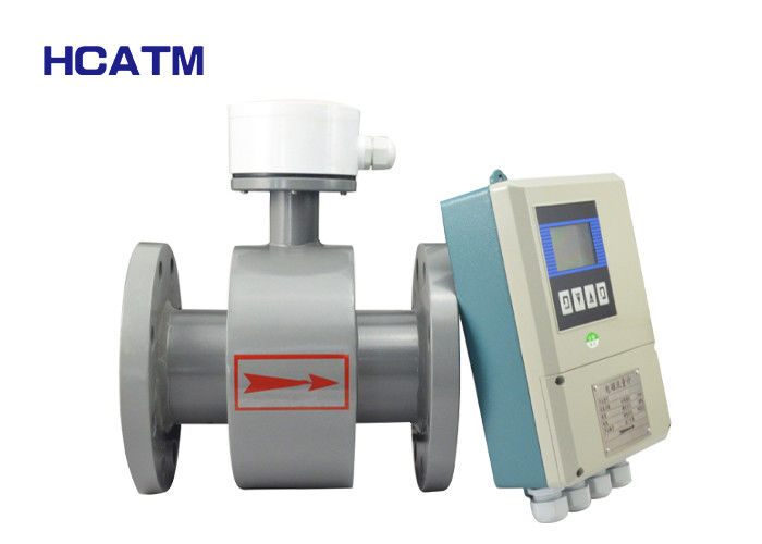 4-20mA RS485 Digital Flow Meter Light Weight With High Measurement Accuracy supplier