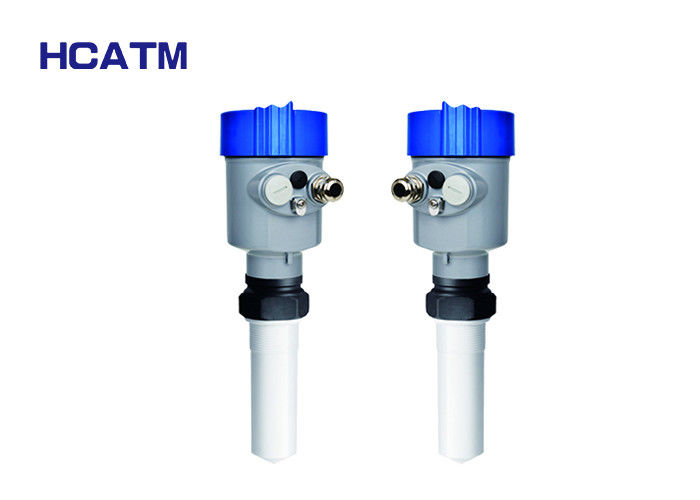 GML802-A 0-10m 4-20mA PTFE thread flange IP67 HART RS485 Modbus liquid radar level transmitter supplier