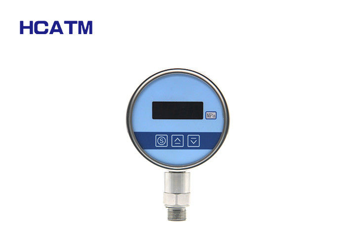 GMP501-Y Dual screen display with clear content Over-voltage flashing prompt Precision Digital Pressure Gauge supplier