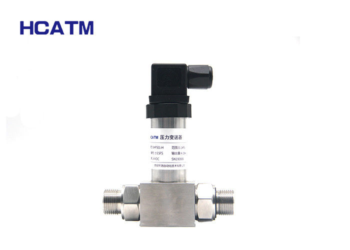 500MΩ IP65 20MPa Differential Pressure Transmitter