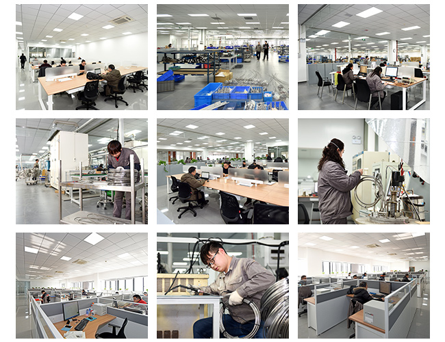 Xi'an Huance Automation Technology Co., Ltd. factory production line 0